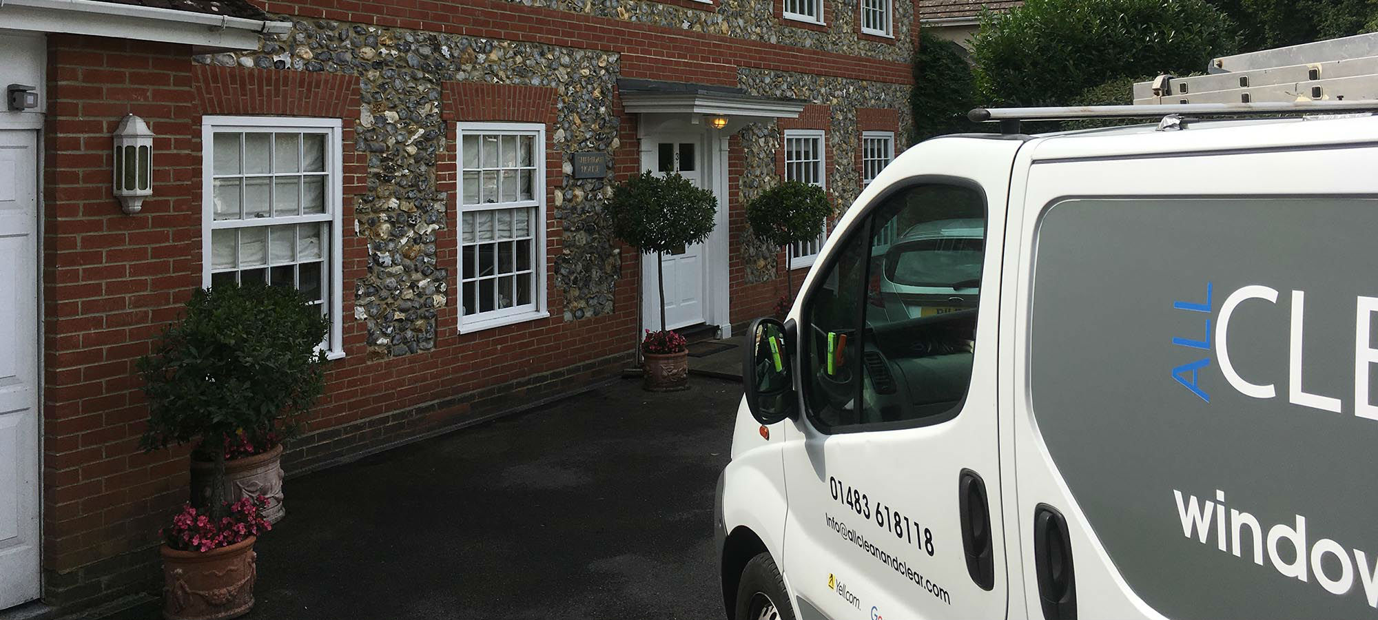 Window Cleaners Woking Surrey